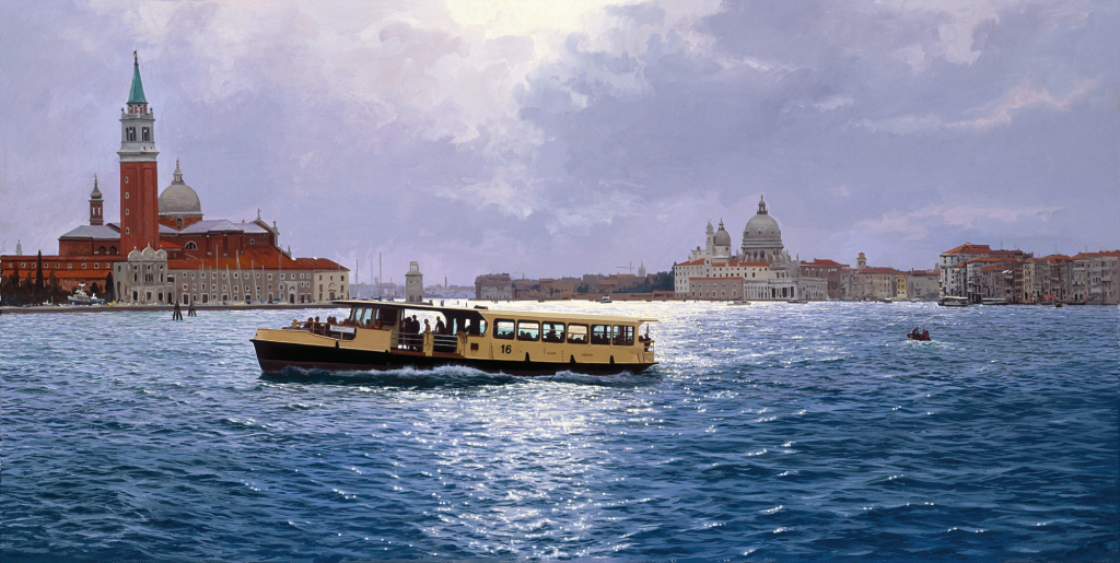 Venice, transportations, how to reach Ca' Foscolo Residence